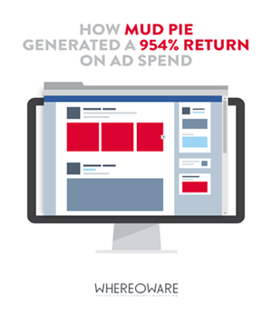 Mud Pie Facebook Ads